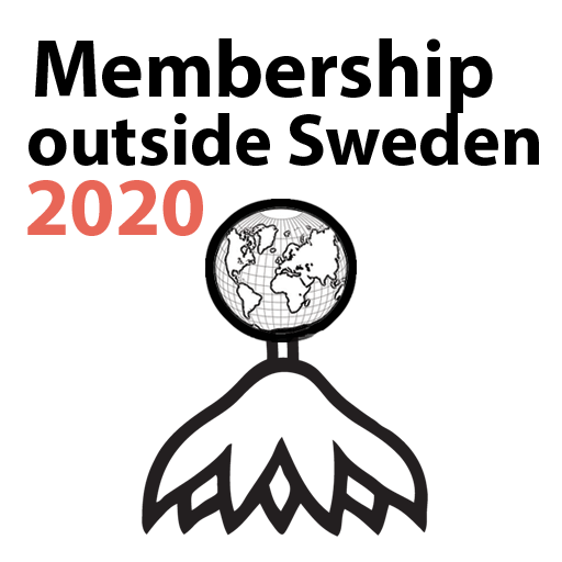 Membership outside Sweden